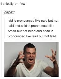 Meme Pronounced - best of tumblr meme by dogeftw memedroid