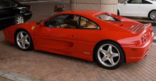 1996 f355 for sale file f355 berlinetta in taipei jpg wikimedia commons