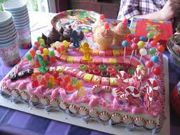 cake candyland decorations for birthday party the beautiful