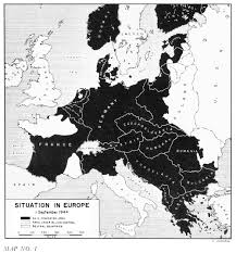 Map Of Europe During Wwii by Hyperwar Us Army In Wwii The Lorraine Campaign