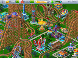 rollercoaster tycoon 4 mobile android apps on google play