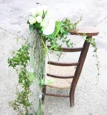 chaise d église décor chaise eglise matériel d floral et conseils pour la