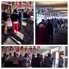 q3 2015 cocktail party after gogo business aviation office