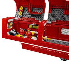 ferrari lego truck lego speed champions 75913 pas cher f14 t et son camion scuderia