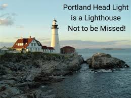 portland head light lighthouse head light is a lighthouse not to be missed in maine