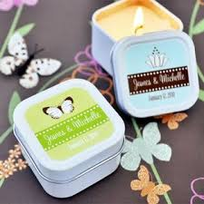 Personalize Candles 72 Best Personalized Candle Wedding Favors Images On Pinterest