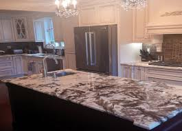 Granite Kitchen Islands Kitchen Island Alpinus Granite 3cm Polished Kitchens