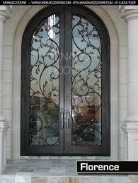 Metal Glass Door by Metal Doors Monaco Doors