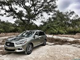 2016 infiniti qx60 exterior and 2016 infiniti qx60 first drive slashgear