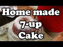 seven up cake 7 up cake from scratch how to bake pound cake