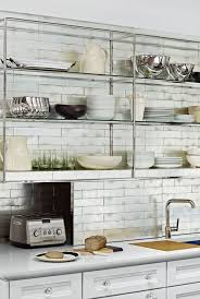 kitchen cabinet with shelves open shelving these 15 kitchens might convince you