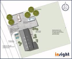 site plan site plan insight architectural design
