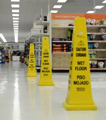 Slippery Floor New Face Of Customer Service Exchange Gets Upgraded U003e Barksdale