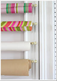 hanging gift wrap organizer how to make a gift wrap organizer creative wall 3 in my own style