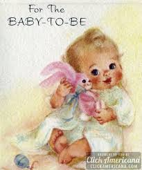 vintage cards congrats on your new baby vintage cards from 1969 click americana
