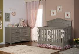 Grey Convertible Cribs Serena Convertible Crib In Grey Baby And