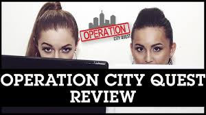 operation city quest scavenger hunt review how it works is it