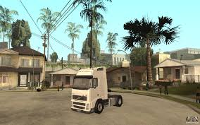 volvo sa trucks volvo fh 12 440 v1 for gta san andreas