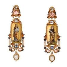 percossi papi earrings 22 best percossi papi images on blue topaz dangle