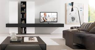 wooden tv cabinet wall cabinet cubodieci e45 by euromobil