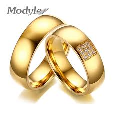simple wedding ring modyle 2017 simple wedding rings for women men aaa cz