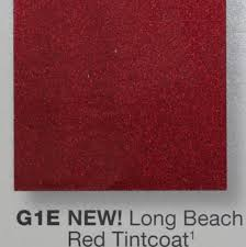 official long beach red tintcoat thread
