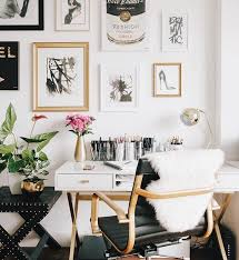 white and gold office desk white and gold desk perfect pink peonies with white and gold desk