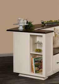 cabinet amish kitchen island amish newbury kitchen island bench