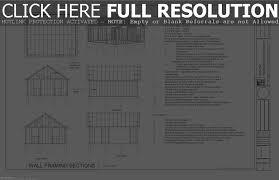 g514 24 x 9 loft garage plans in pdf and dwg shops free 20 cottage g448 24 x 20 8 free pdf garage plans blueprints construction cabin incredible free 20 x