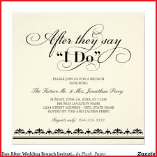 brunch invitations post wedding brunch invitations 55799 day after wedding brunch