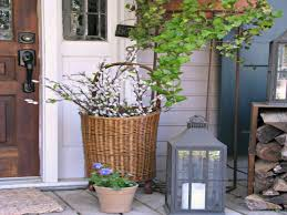 Front Porch Topiary Spring Decorating Ideas For The Front Porch U2013 Decoto
