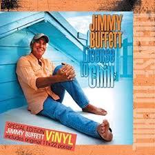 jimmy buffett license to chill vinyl lp