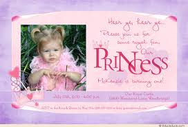 little princess invitation wording ideas fairytale party verses