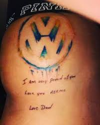 volkswagen tattoo google search ink pinterest volkswagen