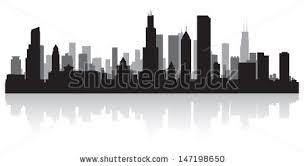 skyline silhouette stock images royalty free images u0026 vectors