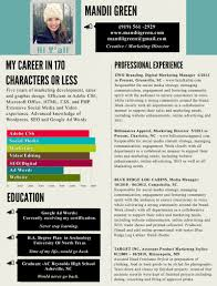 Free Creative Resume Template Creative Resume Marketing Resume For Your Job Application