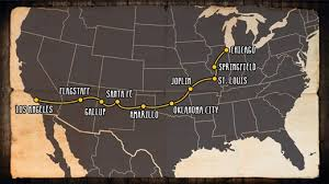 map us highway route 66 recommendations for road trip on route 66 kilroy