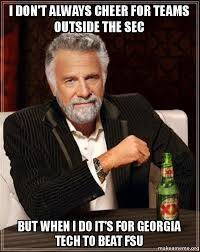 Funny College Football Memes - sec s best college football memes