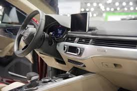 audi dashboard 2017 audi a5 sportback dashboard at 2017 vienna auto show indian