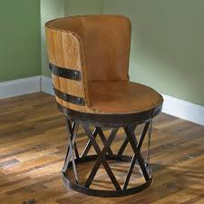 Flexible Love Folding Chair by Wine Barrel Furniture Ideas You Can Diy Or Buy 135 Photos