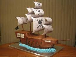 pirate ship cake pirate ship cakes http www cake decorating corner