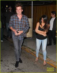 charlie puth jeans charlie puth has a fun night at the nice guy photo 981307