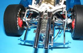 car rear suspension internet modeler trumpeter 1 12 1966 ford gt 40 mk ii