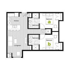 Floor Plans For Flats Floorplans Stadiumvillageflats Com