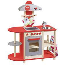 howa küche deluxe spielküche aus holz howa 48152 de spielzeug