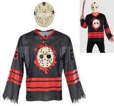 Boys Jason Halloween Costume Horror Movie Costume Accessories Party