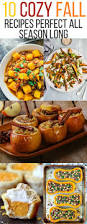 thanksgiving easy meals 10 cozy fall recipes you u0027ll want to eat all season long fall sweet