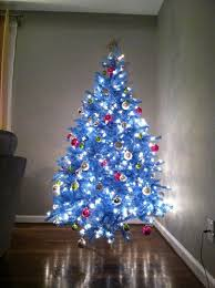 Images Of Blue Christmas Decorations by Baby Blue Artificial Christmas Tree Treetopia