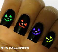 Halloween Nail Art Pumpkin - 18 easy halloween pumpkin nails art designs u0026 ideas 2017
