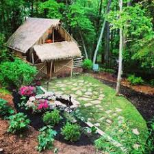 How To Build Tiki Hut Diy Plans Tiki Hut Bamboo Bungalow With Tiki Bar By Bamboobarn